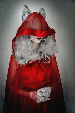 Vicky Martin - red
