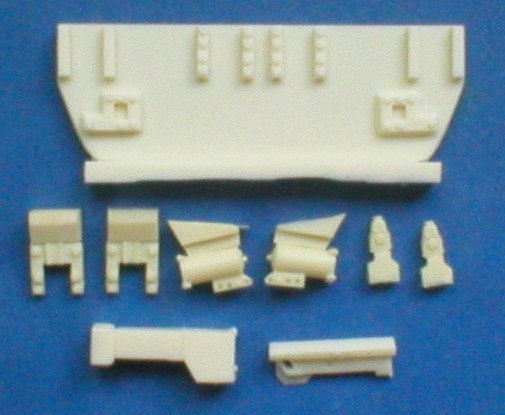 317 KMT-6 correction and details for Trumpeter kit