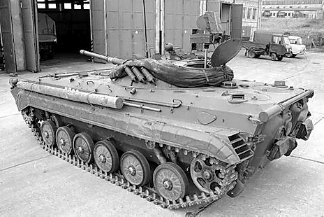 334 BRM-1K Combat Recon Vehicle NVA Version