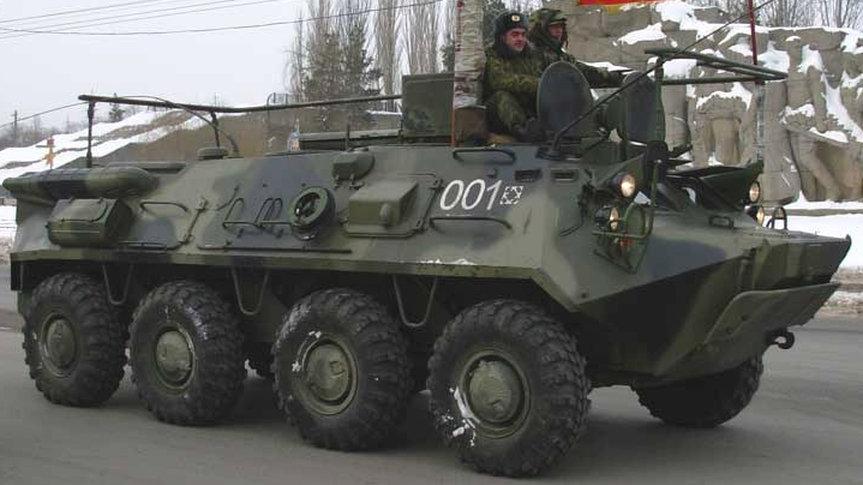 291 BTR-60PUM / R-145BM Chaika (Gull)