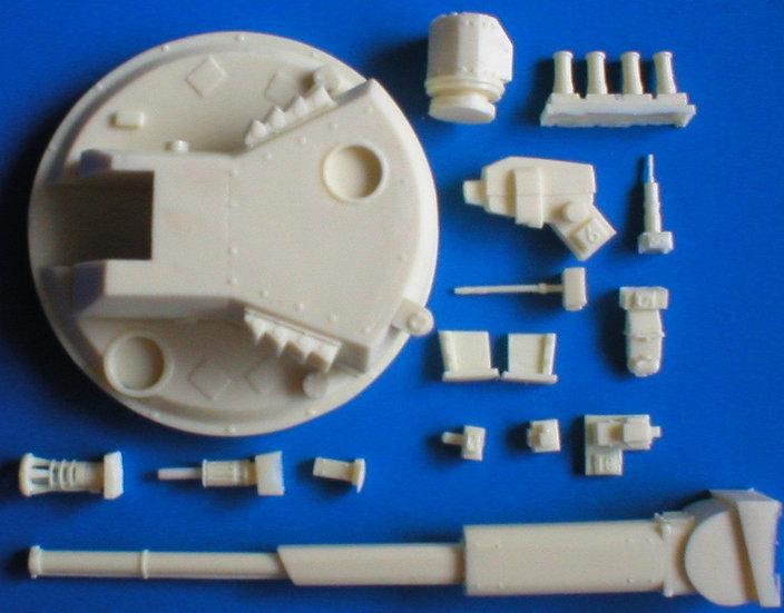 316 BMP-3 Derivatcija turret conversion
