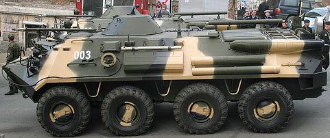 293 R-145BM-1(mid) staff & command vehicle