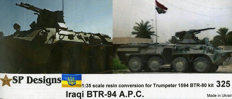325 BTR-94 APC - Iraq
