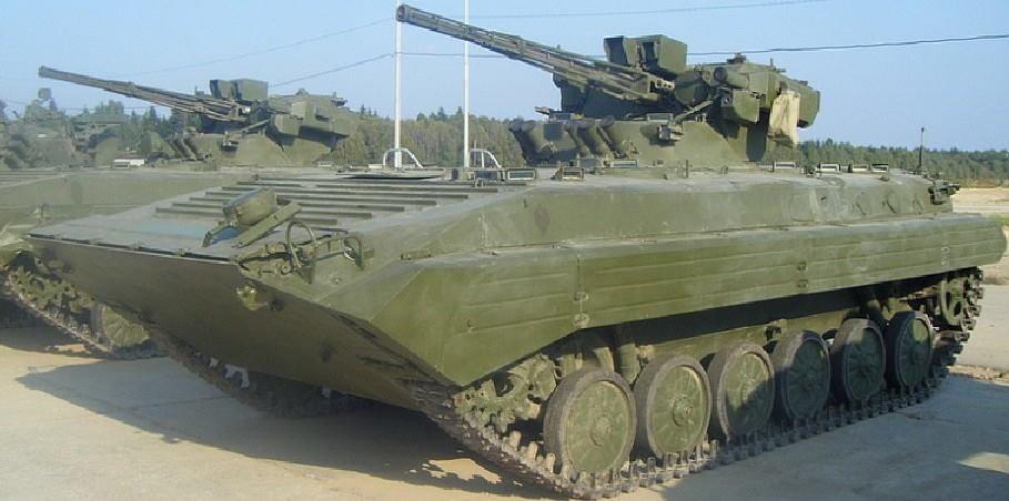 307 BMP-1M Shkval m2008 Ukrainian