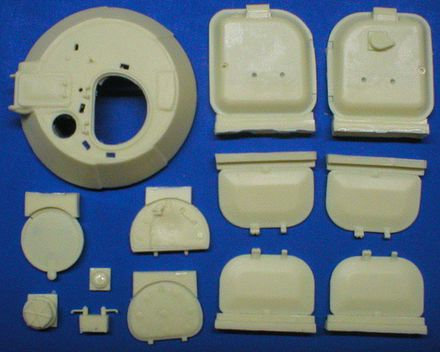 308 correction and detail set for Trumpeter BMP-1