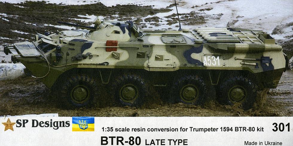 301 BTR-80 Late conversion