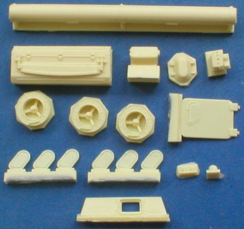 282 BTR-60PU correction kit for multiple variants