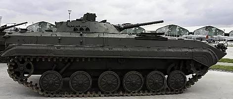 407 BRM-1K Combat Recon Vehicle - Late