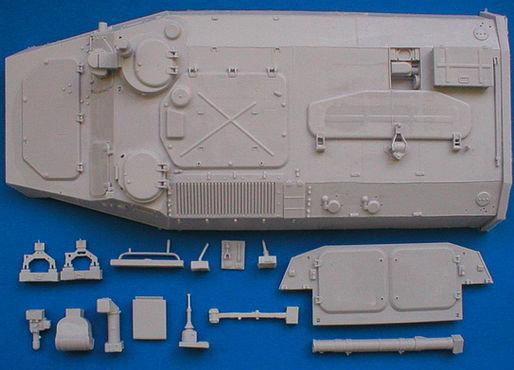355 9P149M Shturm-S/AT-6 Spiral m1978 ATGM complex