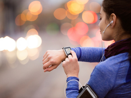 Tracking a wearable product launch