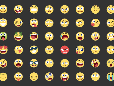 Emoji and text analytics