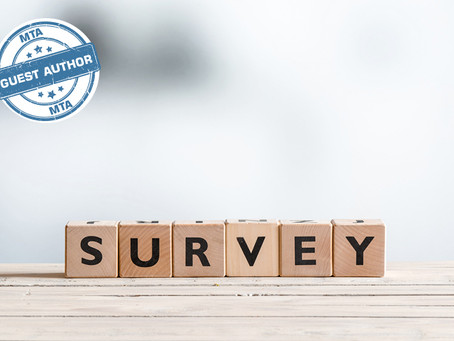 Whoever said surveys are dead is dead wrong
