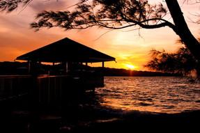 Atardecer-espectacular-en-Fantasy-Island
