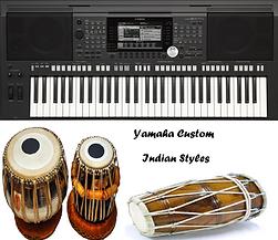 YAMAHA INDIAN WORSHIP PACK | Yamaha PSR S770 S970 Indian Styles