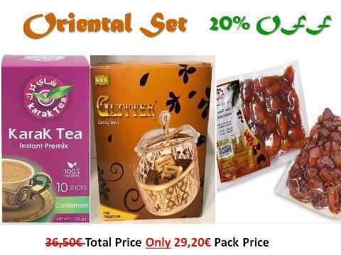 Oriental Set 2