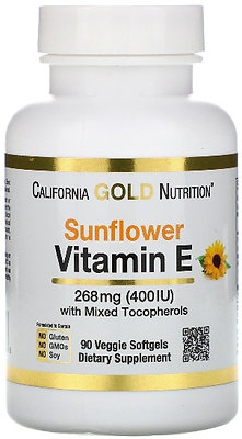 Vitamin E, 90 softgels