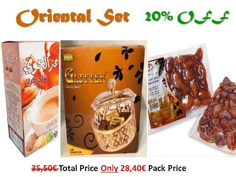 Oriental Set 3