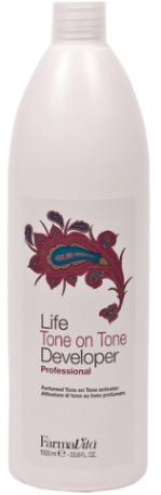 LIFE PROFESSIONAL Oxygen (Cream Developer) Tone on Tone (1,5%) - 1000ml