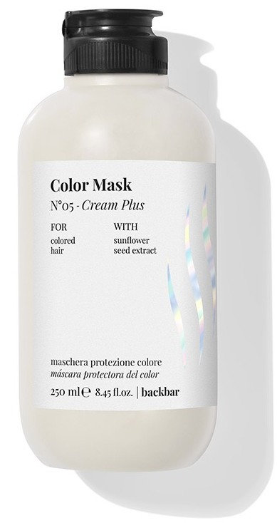 BACK.BAR Cream Plus Color Mask No.5 Sunflower Seed extract 250ml
