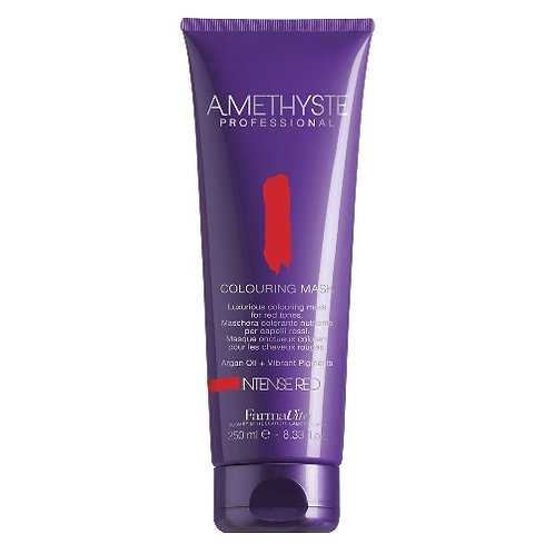 Amethyste Nutritious coloring mask INTENSE RED - For red shades 250ml