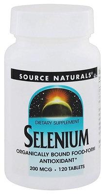 Selenium, 120 tablets