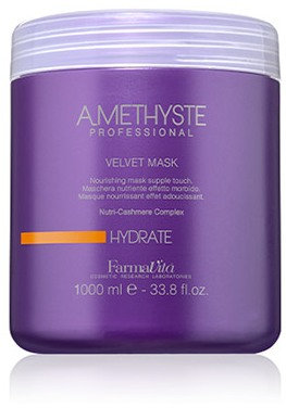 Amethyste Hydrate Velvet Mask - маска для сухих волос 1000мл
