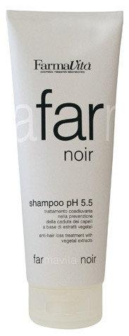 FarmaVita Noir Shampoo for men to prevent hair loss  250ml