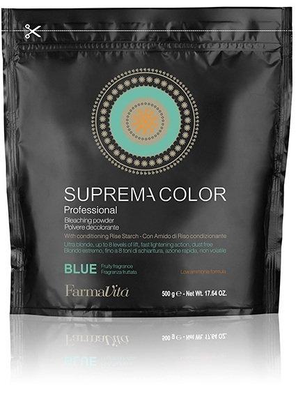 Suprema Color Bleaching Powder Blue 500g