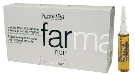 FarmaVita Noir Lotion juuste väljalangemise vastu 12x8ml