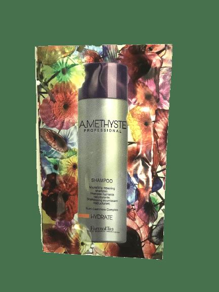 AMETHYSTE Hydrate Shampoo - niisutav ja toitev šampoon kuivadele õrnadele juustele 10ml