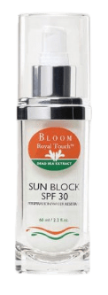 Bloom Солнцезащитный крем с минералами Мёртвого моря SPF30, 60мл