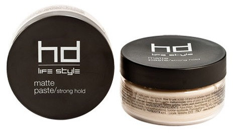 HD - Life Style Matte Paste, Strong Fixation 50ml