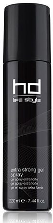 HD - Life Style Extra Strong Gel - Spray 220ml