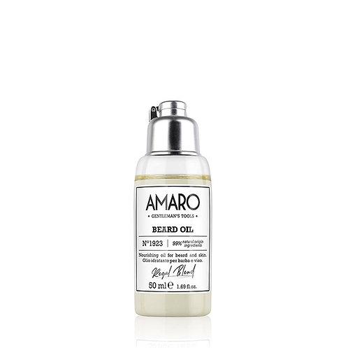Barber Collection Amaro - Масло для бороды 50мл