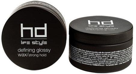 HD - Life Style Defining Glossy Wax, Strong Hold - Глянцевый воск сильной фиксации 100мл