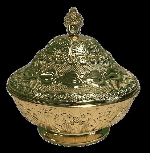 Чаша с крышкой в Восточном стиле