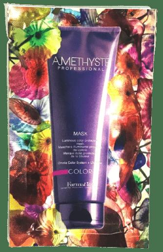 Amethyste Color Mask - маска для окрашенных волос 10мл