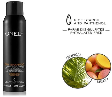 Premium Care Onely the Dry Shampoo 150ml