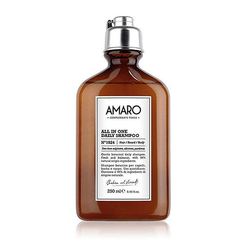 Barber Collection Amaro - šampoon igapäevaseks kasutamiseks 250ml