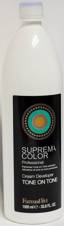 Suprema Color Cream Developer Tone on Tone(1,5%) 1000ml
