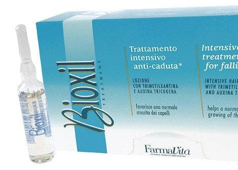 FarmaVita Bioxil Lotion juuste väljalangemise vastu 12x8ml