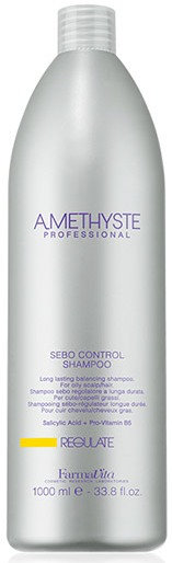 Amethyste Regulate Sebo Control Shampoo 1000ml
