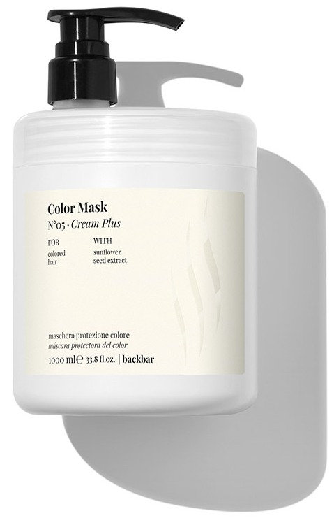 BACK.BAR Cream Plus Color Mask No.5 Sunflower Seed extract 1000ml