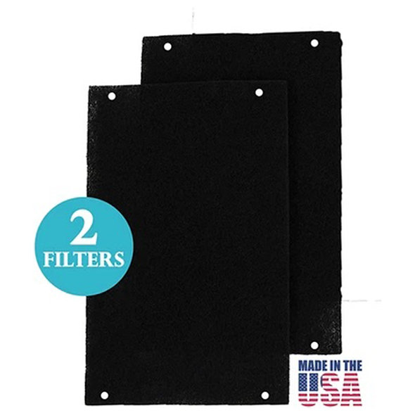 Replacement Filter 2pk for Whirlpool Low Profile Microwave & Hood Vent