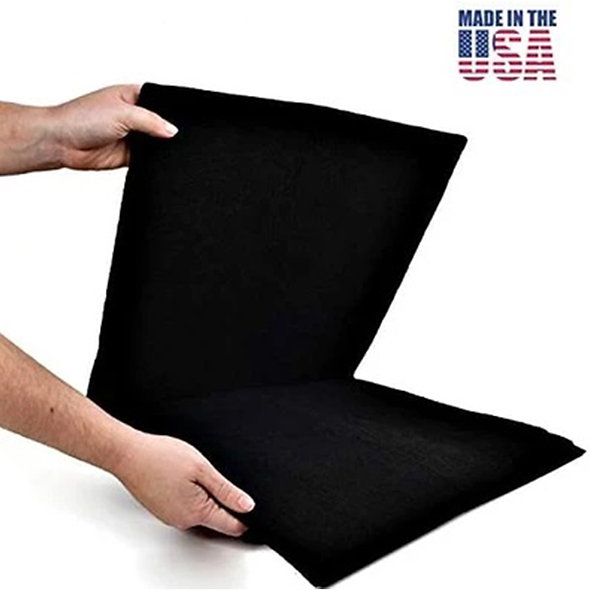 Cut to Fit Carbon Pad Pre Filter Roll for Air Purifier Furnace & Air Conditioner