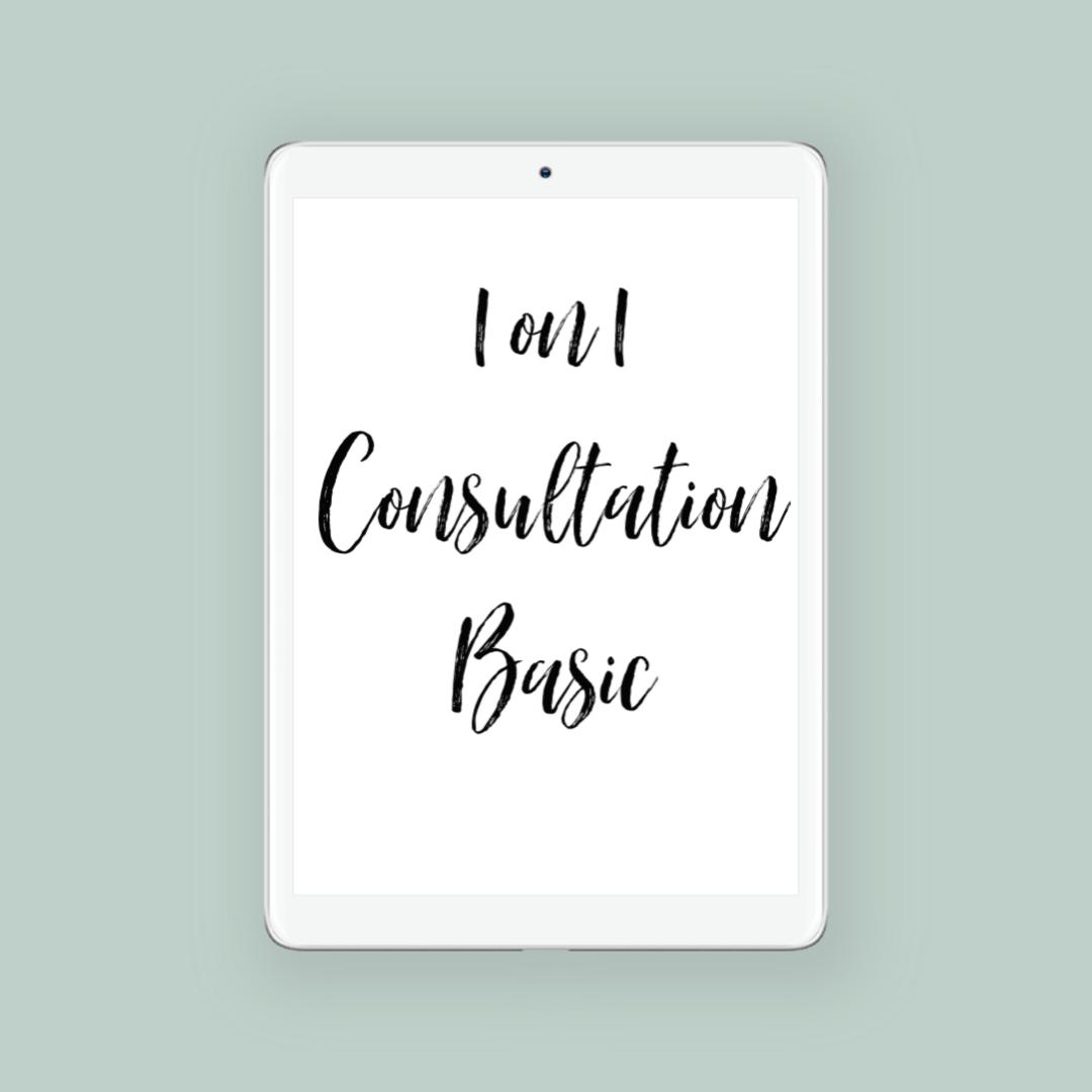 School Psychology Consultation (Basic)
