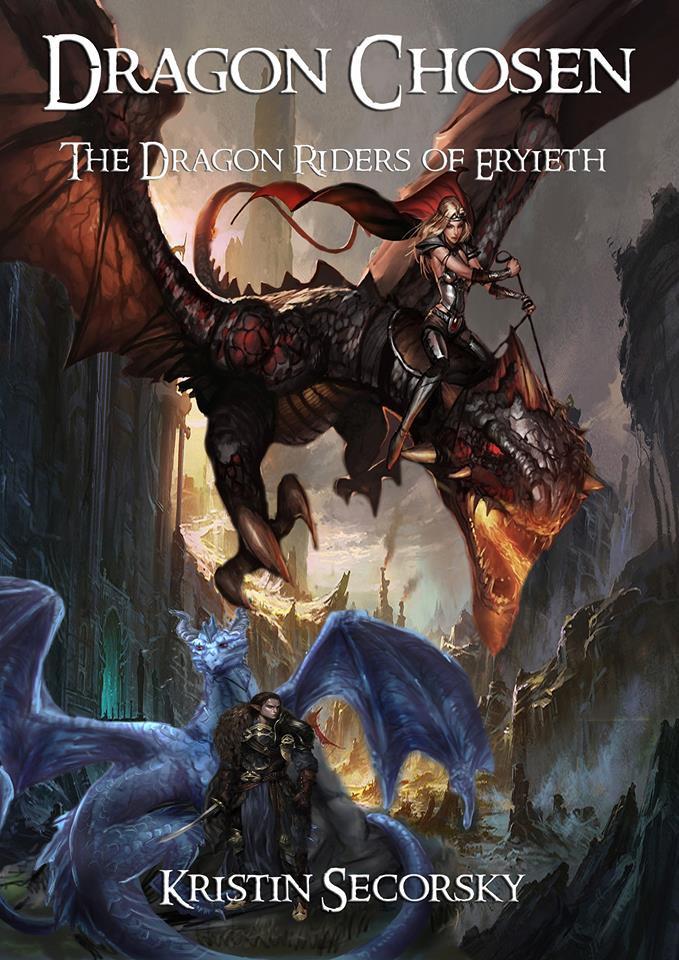 Dragon Chosen Book