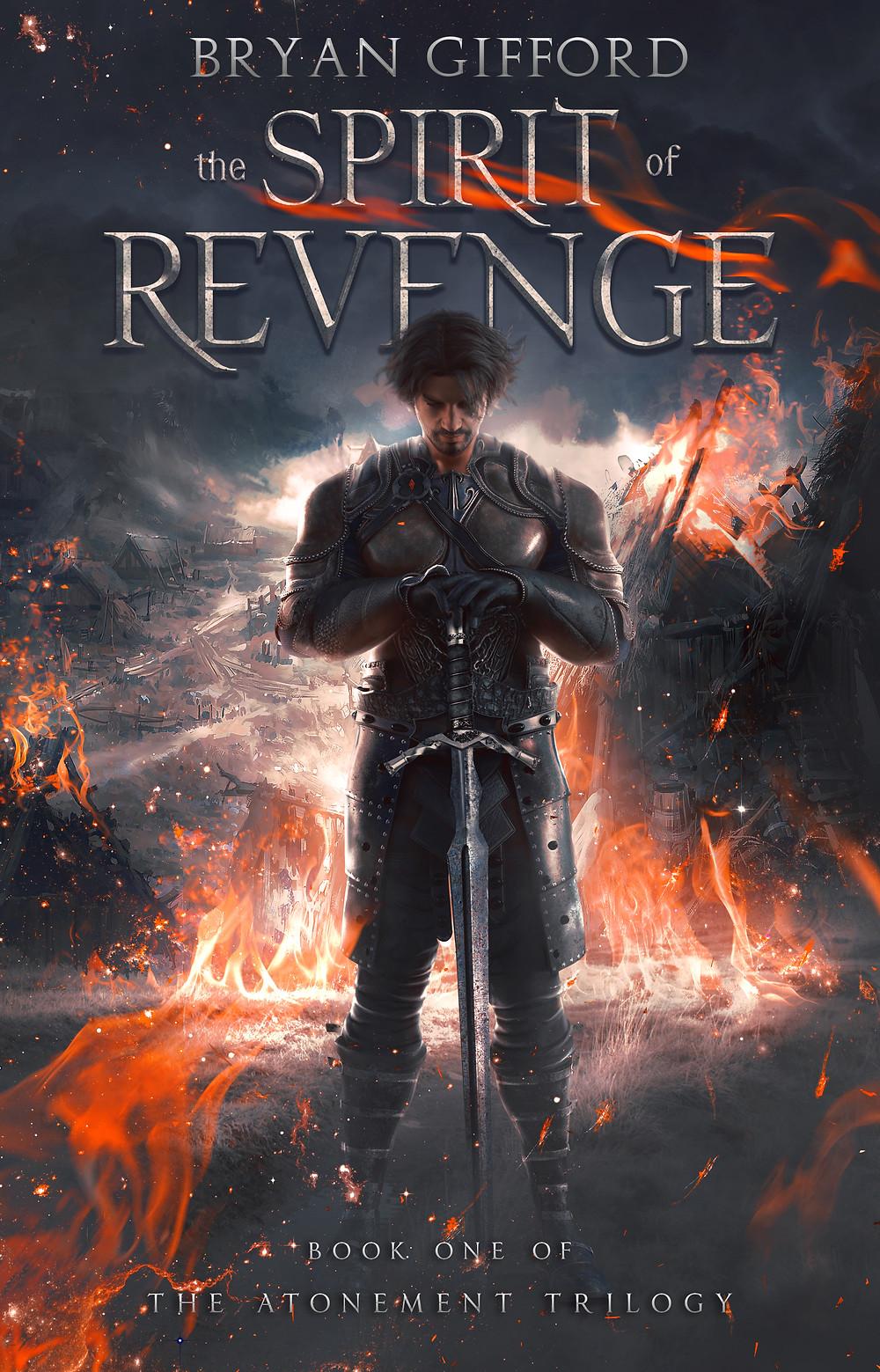 The Spirit of Revenge Cover