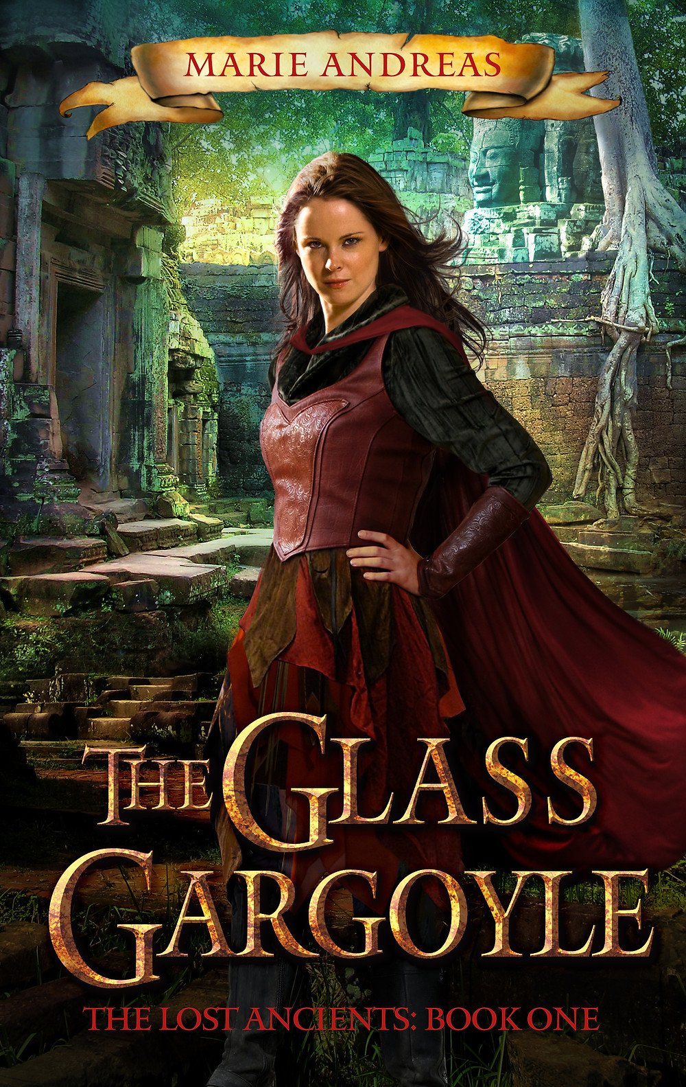 The Glass Gargoyle Book