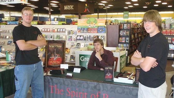Author Bryan Gifford